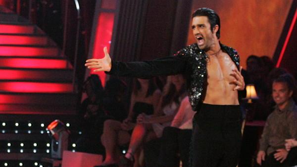 Gilles Marini on