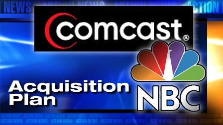 Comcast NBC acquisition plan