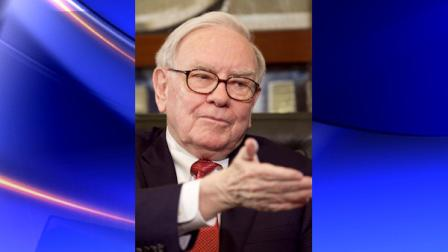 FILE - In this May 2, 2011 file photo, Warren Buffett, Chairman and CEO of Berkshire Hathaway gestures during an interview, in Omaha, Neb.  (AP Photo/Nati Harnik)