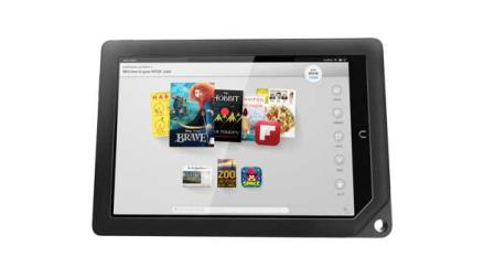 Barnes and Nobles Nook HD (AP Photo/Barnes and Noble)