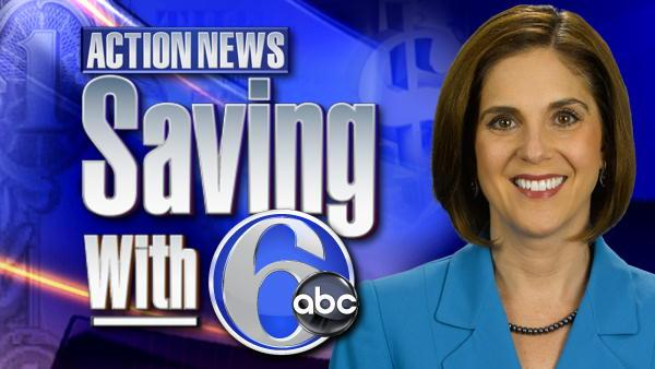 Saving with 6abc: App earns you freebies at many shops