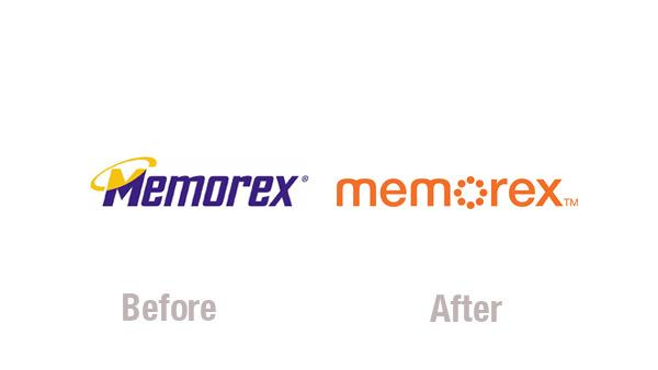 Memorex Before & After