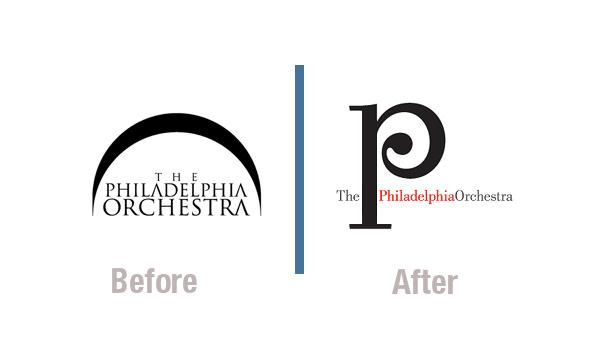 Philadelphia Orchestra Before & After