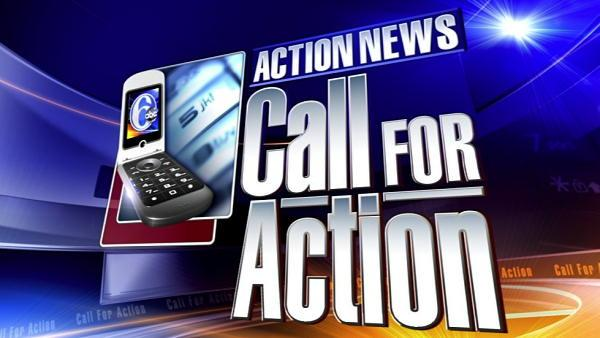 Call for Action Results: TV problem resolved - 6at4