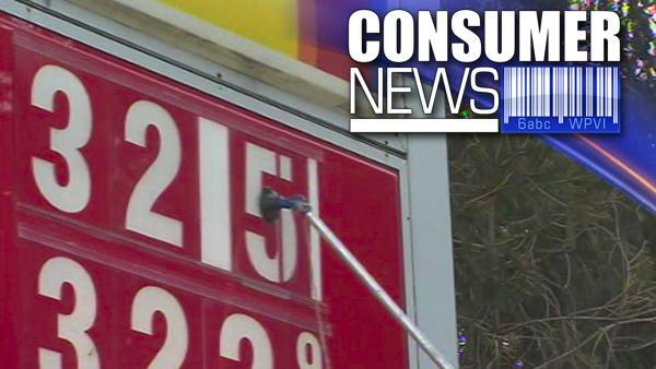 Some gas prices take big jump in N.J. today