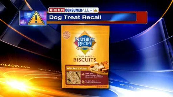 Consumer: Dog treat recall, Kindle refunds