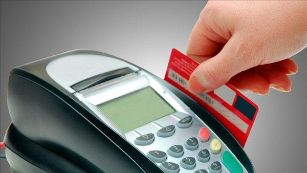 Some stores may charge credit card fee