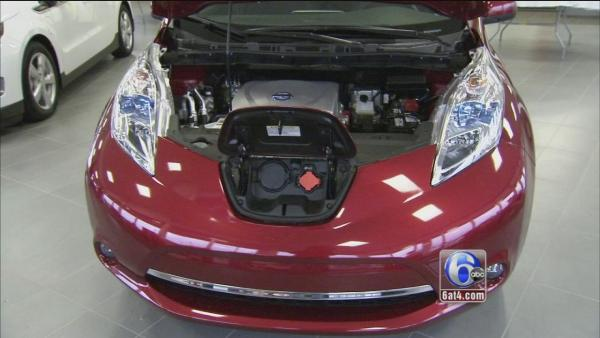 Learn about electric cars this weekend