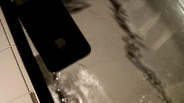 Protecting smartphones from water
