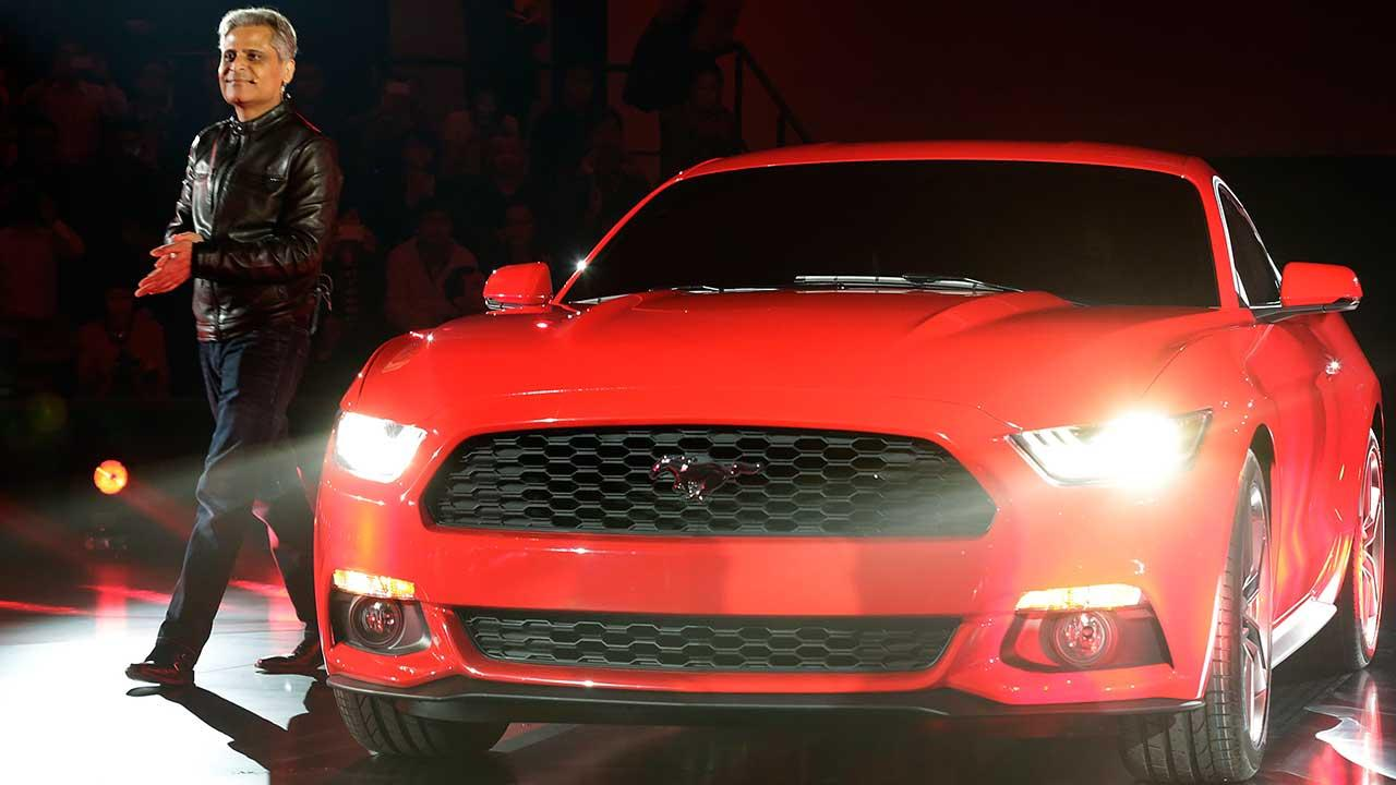 The 2015 Ford Mustang <span class=meta>(The Associated Press)</span>