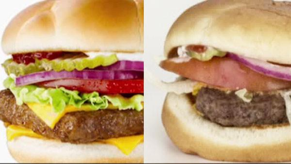 Fast Food: Is what you see, what you get?
