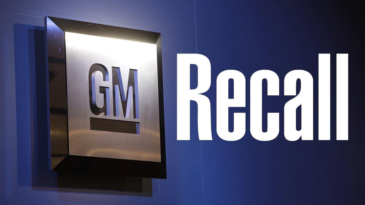 Gm Car Recall: GM Recalls 1.6 Million Cars For Faulty Ignition Switch