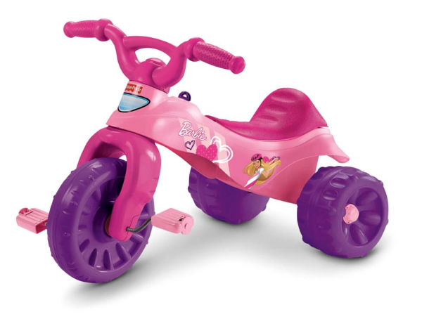 M5727 Barbie Tough Trike Princess Ride-On <span class=meta>(Photo&#47;cpsc.gov)</span>