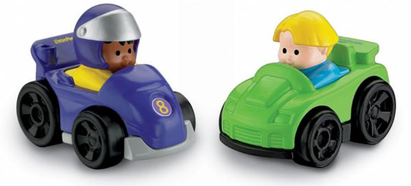 The recall involves Little People Wheelies Stand &#39;n Play Rampway with model numbers T4261 and V6378. They were sold with small cars that a child can push down winding ramps. Only the purple and the green cars that are marked &#34;Mexico&#34; and do not have a yellow dot on the bottom are included in the recall. The toy is intended for children 1 1&#47;2to 5 years of age. <span class=meta>(Photo&#47;cpsc.gov)</span>