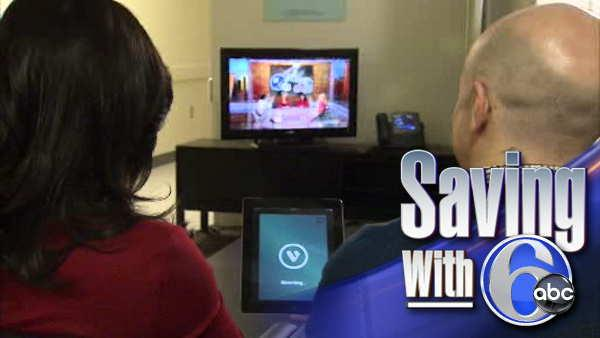 Saving with 6abc: Earn stuff while watching TV