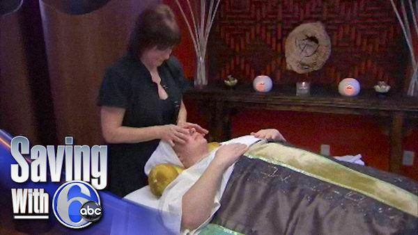 Saving with 6abc: $50 or 50% Spa Treatments this week - 6at4