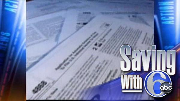 Saving with 6abc - Tax freebies - 6at4