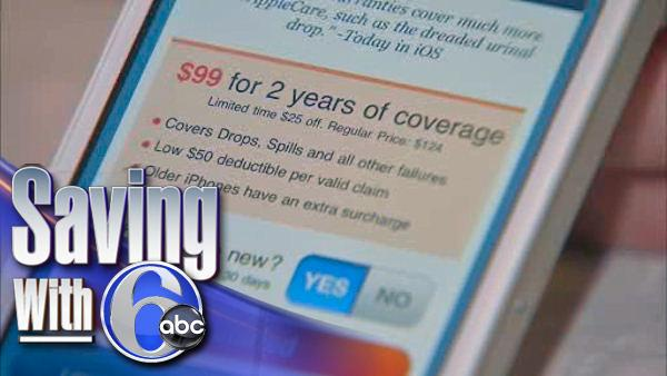 Saving with 6abc: Warranties that cover more, cost less - 6at4