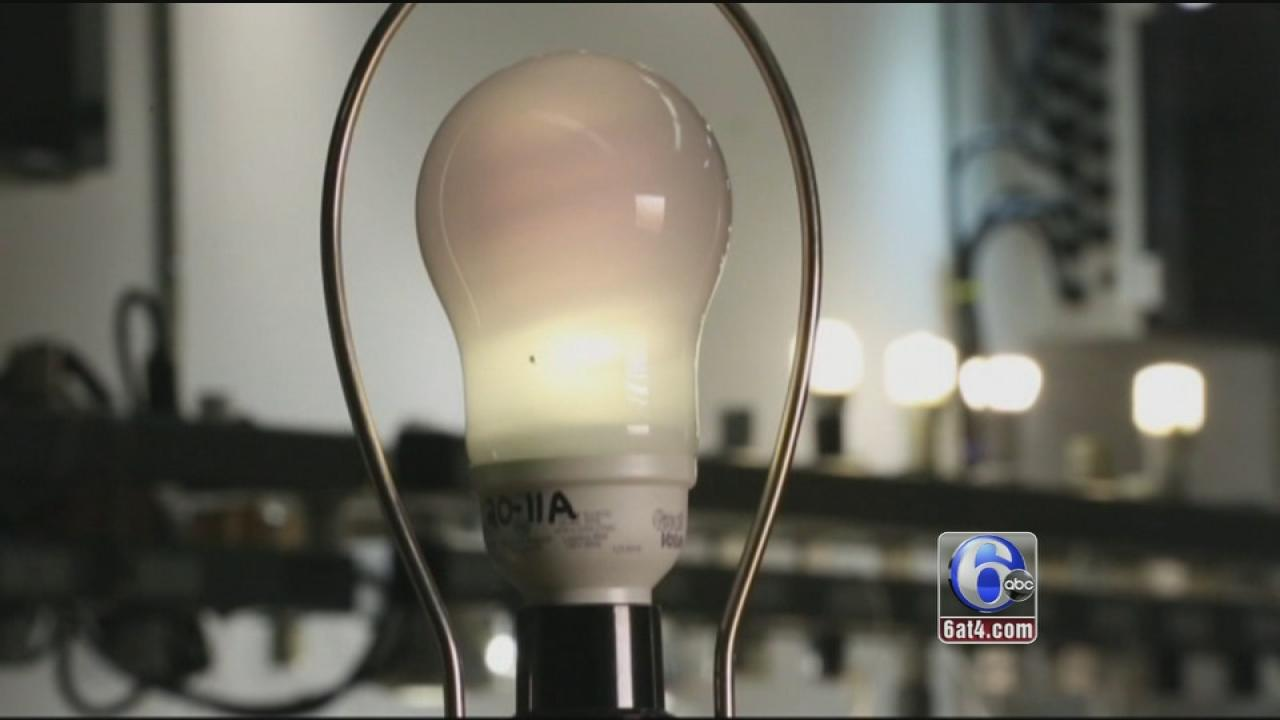 Saving with 6abc: Light bulbs