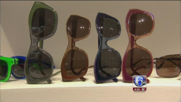 Saving with 6abc: SEE eyewear