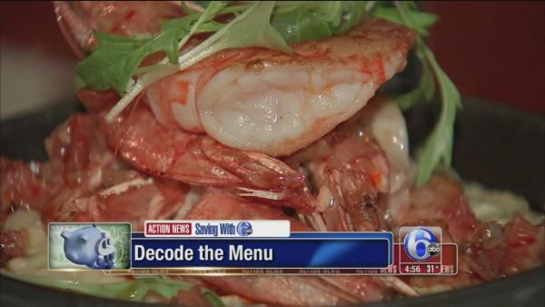 Saving with 6abc: Saving at restaurants
