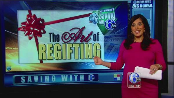 Saving With 6abc: The Art of Regifting