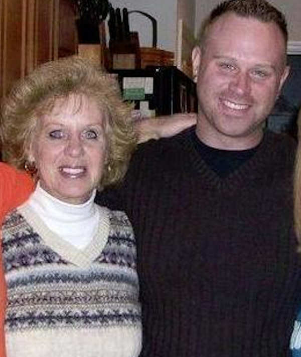 Pictured: Diana and Ryan Patterson, the victims of a double homicide in Hammonton, New Jersey.
