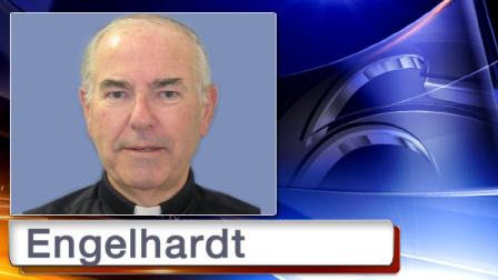 64-year-old Charles Engelhardt faces charges of rape, indecent sexual assault and other criminal charges.  Engelhardt, along with Avery, is accused of assaulting a 10-year-old boy at St. Jerome Parish from 1998 to 1999. If convicted he could face a maximum of 67 years in prison.