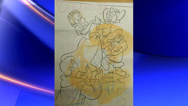 5 charged in coloring book conspiracy
