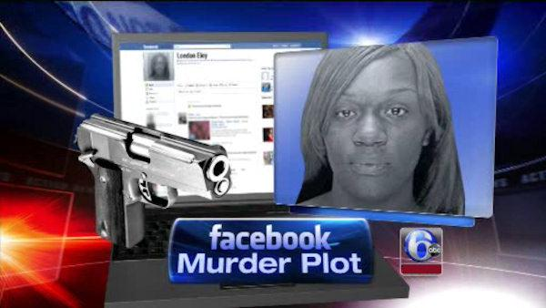 2 arrested in Facebook murder for hire plot