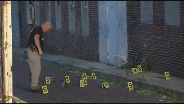One dead in Norristown triple shooting