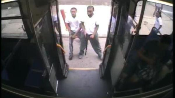 Guilty plea in connection with bus shooting
