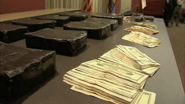 DA: Mexico-to-Philly drug ring busted