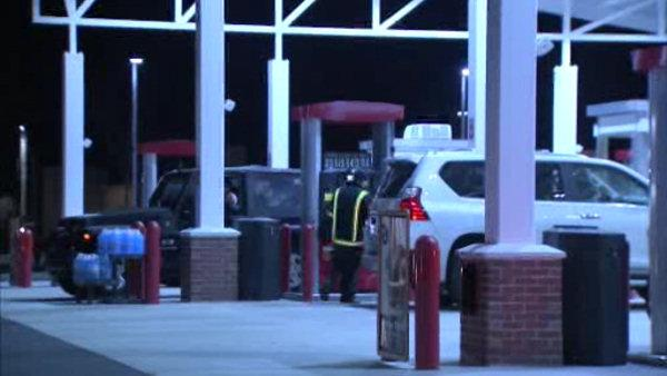 Plastic bottle explosion at Cherry Hill gas station