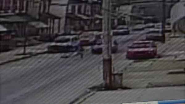 Surveillance released of Parkside hit and run