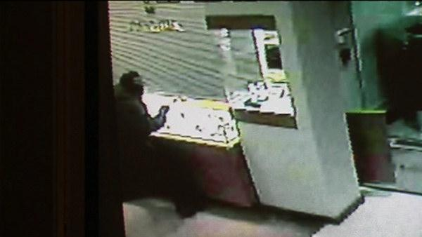 Robbery at Main Line jewelry store