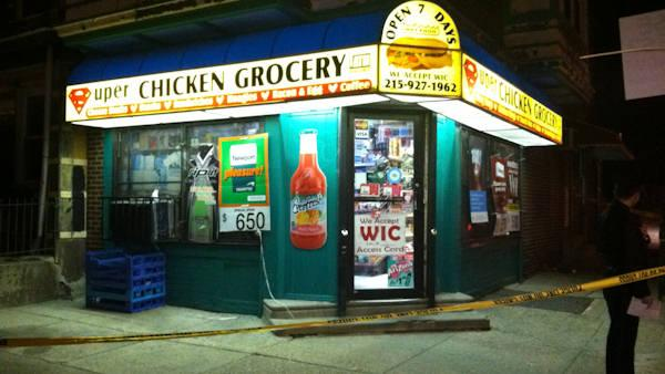 Store owner shot during attempted robbery