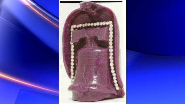 $10,000 reward for stolen Liberty Bell ruby