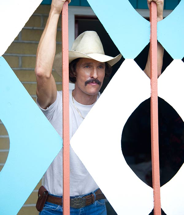 "<div class=""meta ""><span class=""caption-text "">BEST ACTOR NOMINEE: This image released by Focus Features shows Matthew McConaughey as Ron Woodroof in a scene from ""Dallas Buyers Club."" McConaughey was nominated for an Academy Award for best actor on Thursday, Jan. 16, 2014. The 86th Academy Awards will be held on March 2. (AP Photo/Focus Features, Anne Marie Fox)</span></div>"