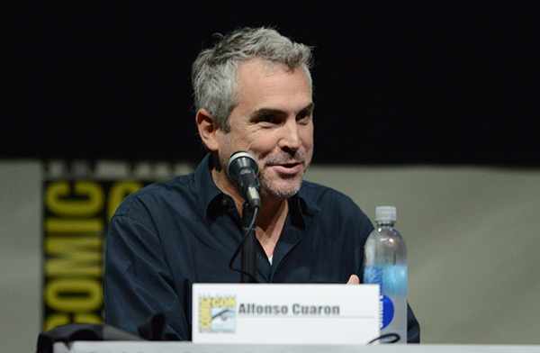 "BEST DIRECTOR NOMINEE: Alfonso Cuaron attends the ""Gravity"" panel on Day 4 of Comic-Con International on Saturday, July 20, 2013 in San Diego, Calif. Cuaron was nominated for an Academy Award for best director on Thursday, Jan. 16, 2014. The 86th Academy Awards will be held on March 2. (Photo by Jordan Strauss/Invision/AP)"