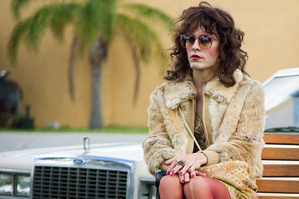 "BEST SUPPORTING ACTOR NOMINEE: This image released by Focus Features shows Jared Leto as Rayon in a scene from ""Dallas Buyers Club."" Leto was nominated for an Academy Award for best supporting actor on Thursday, Jan. 16, 2014. The 86th Academy Awards will be held on March 2. (AP Photo/Focus Features, Anne Marie Fox)"