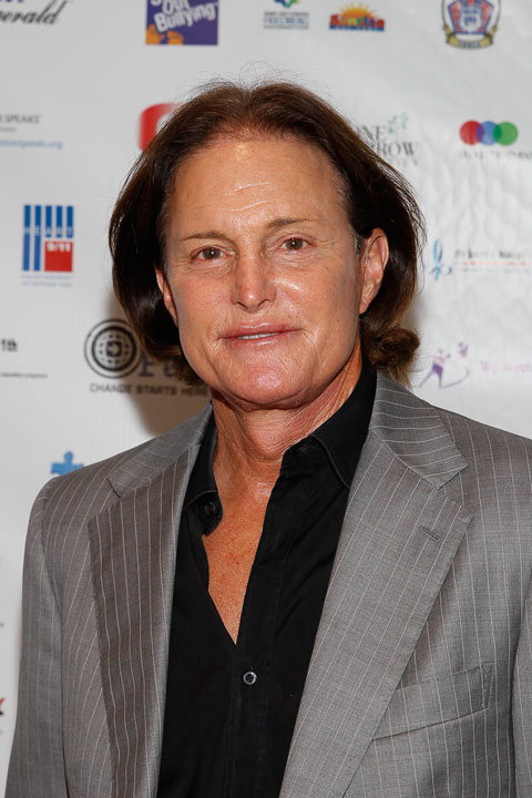 Bruce Jenner arrives at the Annual Charity Day hosted by Cantor Fitzgerald and BGC Partners, on Wednesday, Sept. 11, 2013 in New York. &#40;Photo by Mark Von Holden&#47;Invision&#47;AP&#41;         <span class=meta>(Rumor: Hollywood Life)</span>