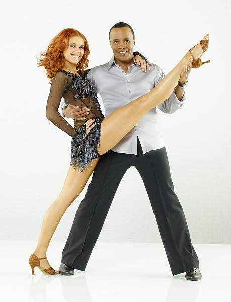 Former boxer Sugar Ray Leonard will be dancing with Anna Trebunskaya in the 12th season of &#34;Dancing with the Stars&#34; beginning March 21 on ABC. <span class=meta>(ABC Photo&#47; ABC - TV)</span>