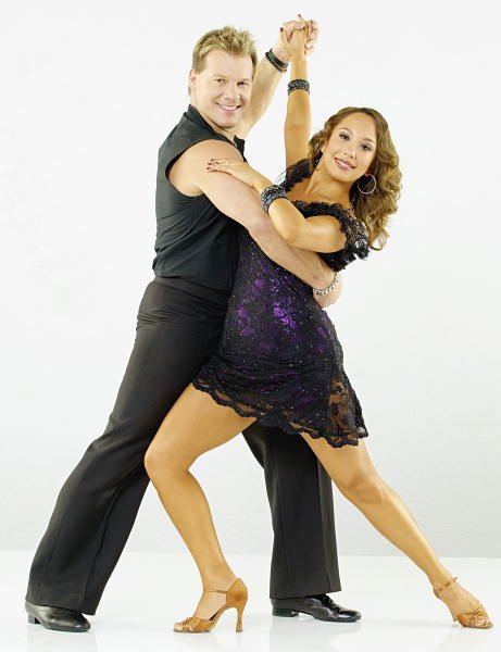 Former WWE wrestler Chris Jericho will be performing on the dance floor with Cheryl Burke staring March 21 in the premiere of season 12 of &#34;Dancing with the Stars.&#34; <span class=meta>(ABC Photo&#47; ABC - TV)</span>