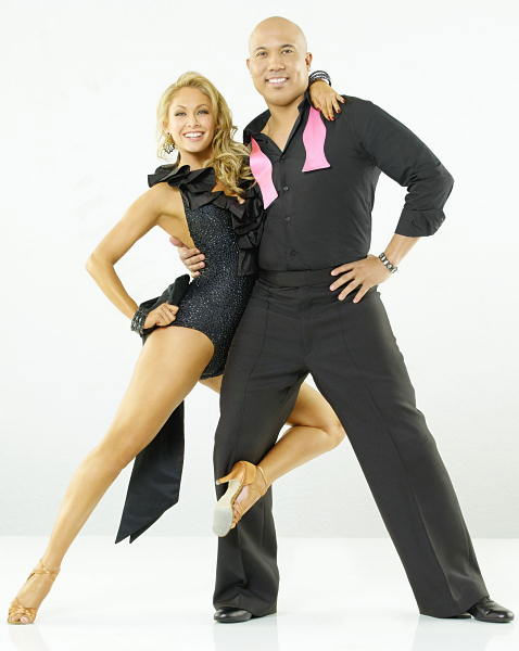 "<div class=""meta ""><span class=""caption-text "">Pittsburgh Steeler wide receiver Hines Ward will hit the dance floor with Kym Johnson. (ABC Photo/ ABC - TV)</span></div>"