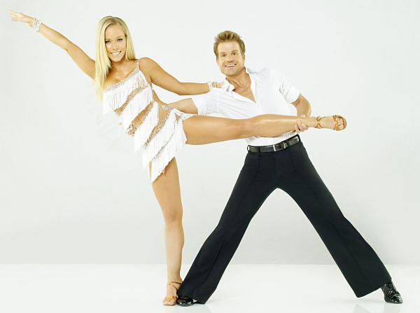 Former Playmate and Hugh Hefner girlfriend Kendra Wilkinson will be dancing with professional Louis Van Amstel. <span class=meta>(ABC Photo&#47; ABC - TV)</span>