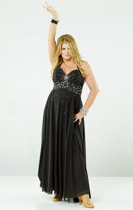Kirstie Alley is dancing with Maksim Chmerkovskiy for &#34;Dancing with the Stars.&#34; <span class=meta>(ABC Photo&#47; ABC - TV)</span>
