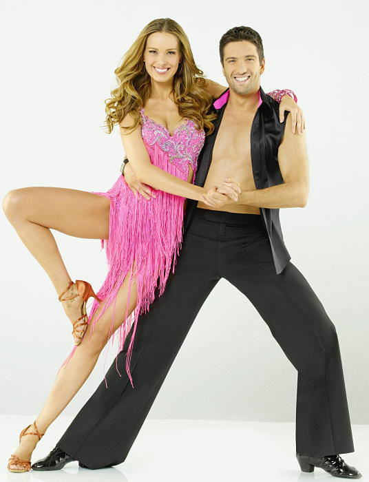 Model Petra Nemcova will hit the dance floor with Dmitry Chaplin for &#34;Dancing with the Stars.&#34; <span class=meta>(ABC Photo&#47; ABC - TV)</span>