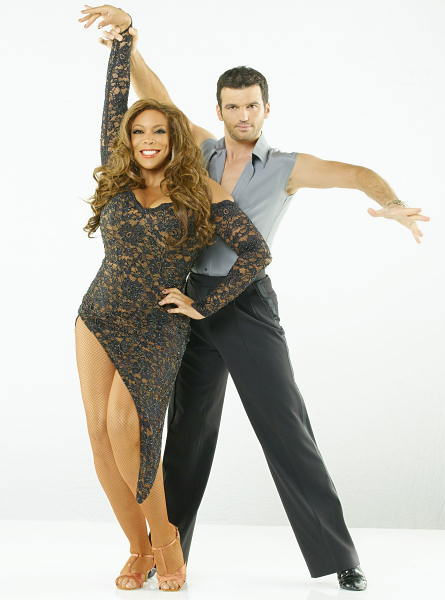 "<div class=""meta ""><span class=""caption-text "">Radio and television talks show host Wendy Williams will be dancing with professional Tony Dovolani for season 12 of ""Dancing with the Stars"" premiering March 21 on ABC. (ABC Photo/ ABC - TV)</span></div>"