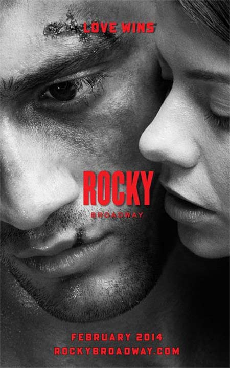'Rocky' a new musical about the rise and romance of Philadelphia boxer Rocky Balboa opens on Broadway on Thursday, March 13th. Find out more at http://www.rockybroadway.com/.